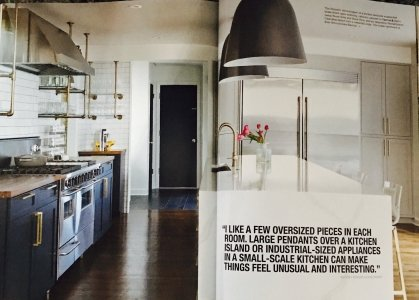 Five Star Painting Gray Magazine Kitchen 2